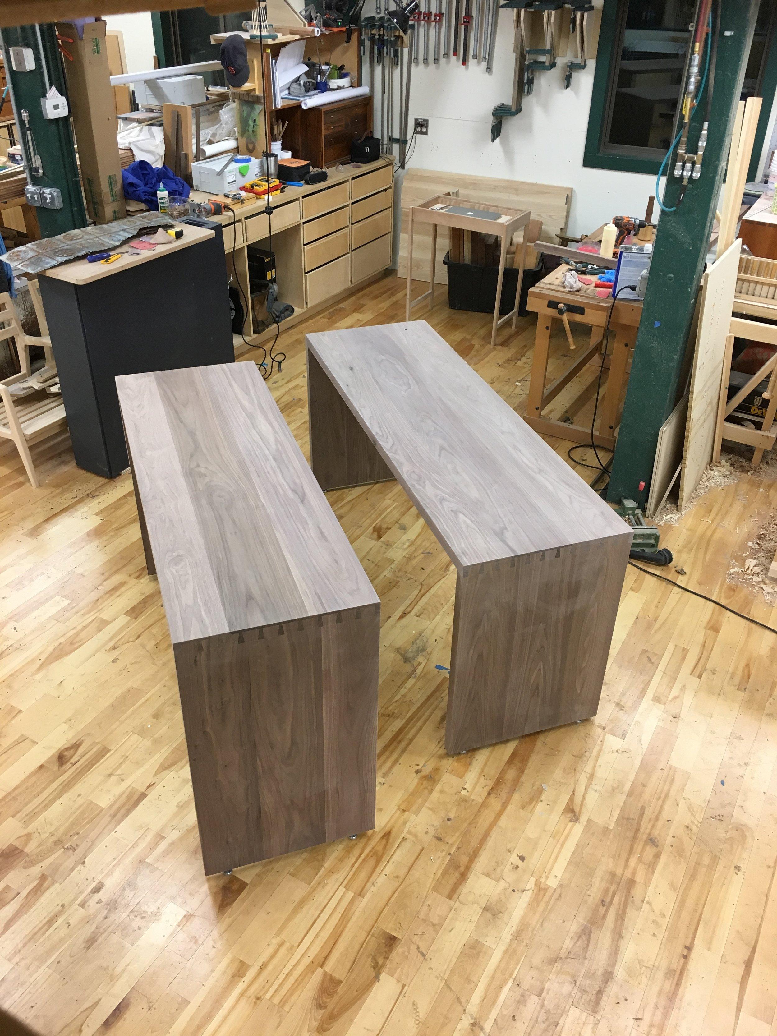 Hone Design Co._Wellesley Desk Process 9