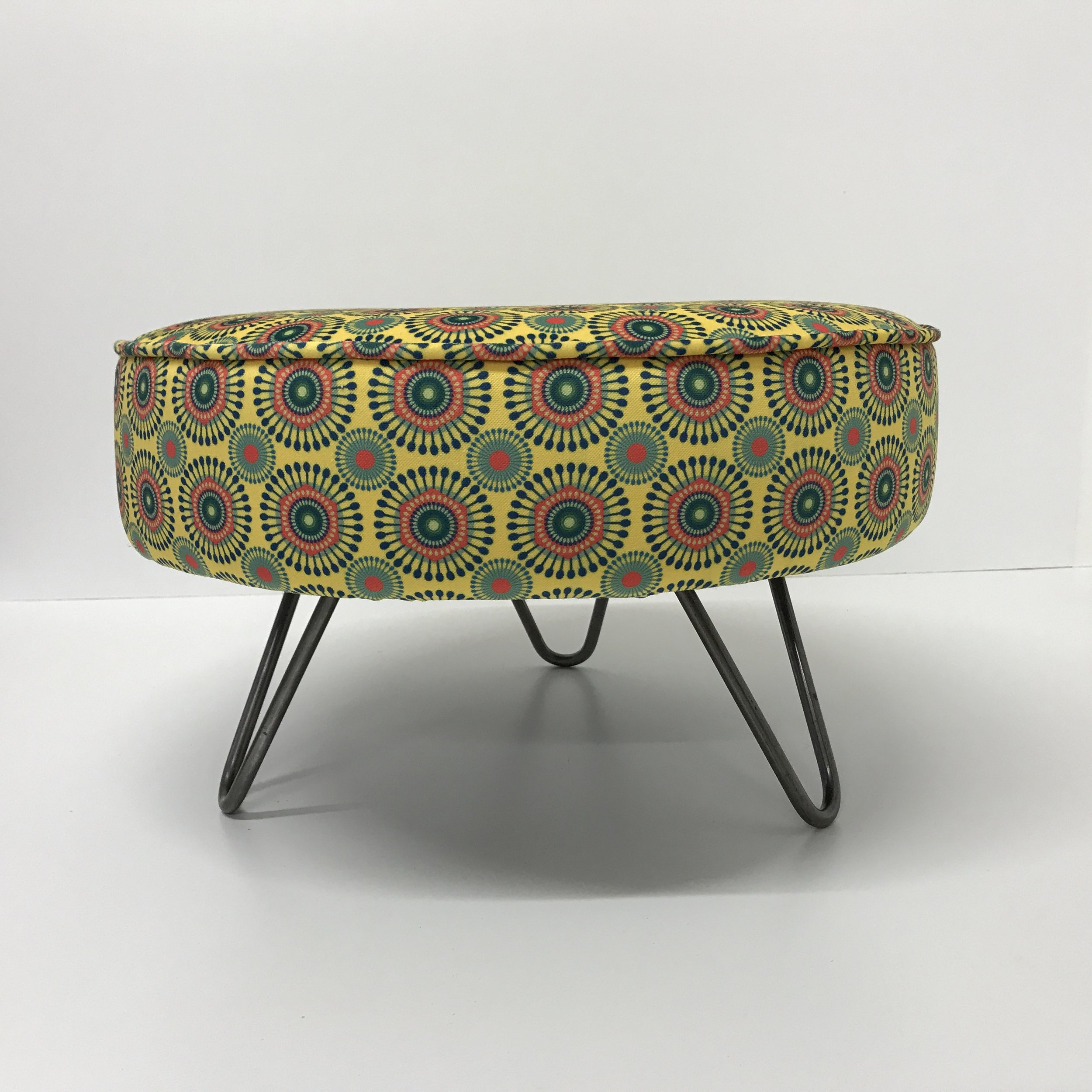 Patternistas Footstool Large