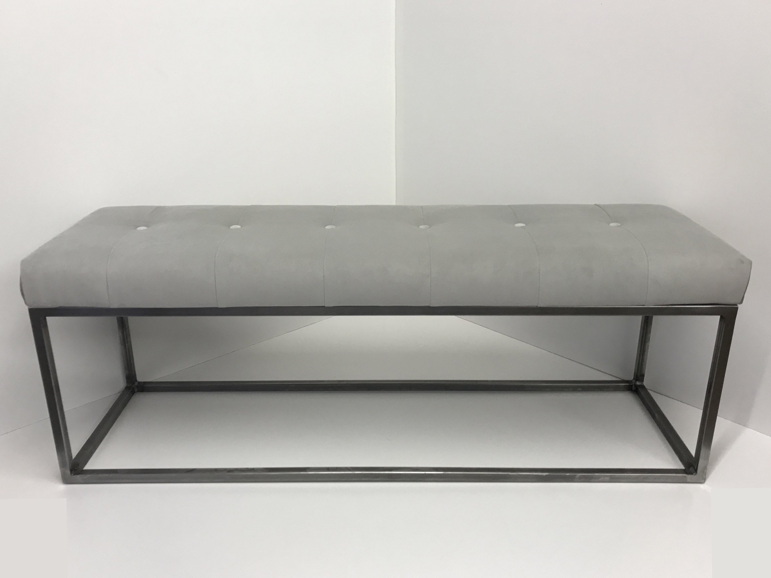 Boxed Frame Panel Bench