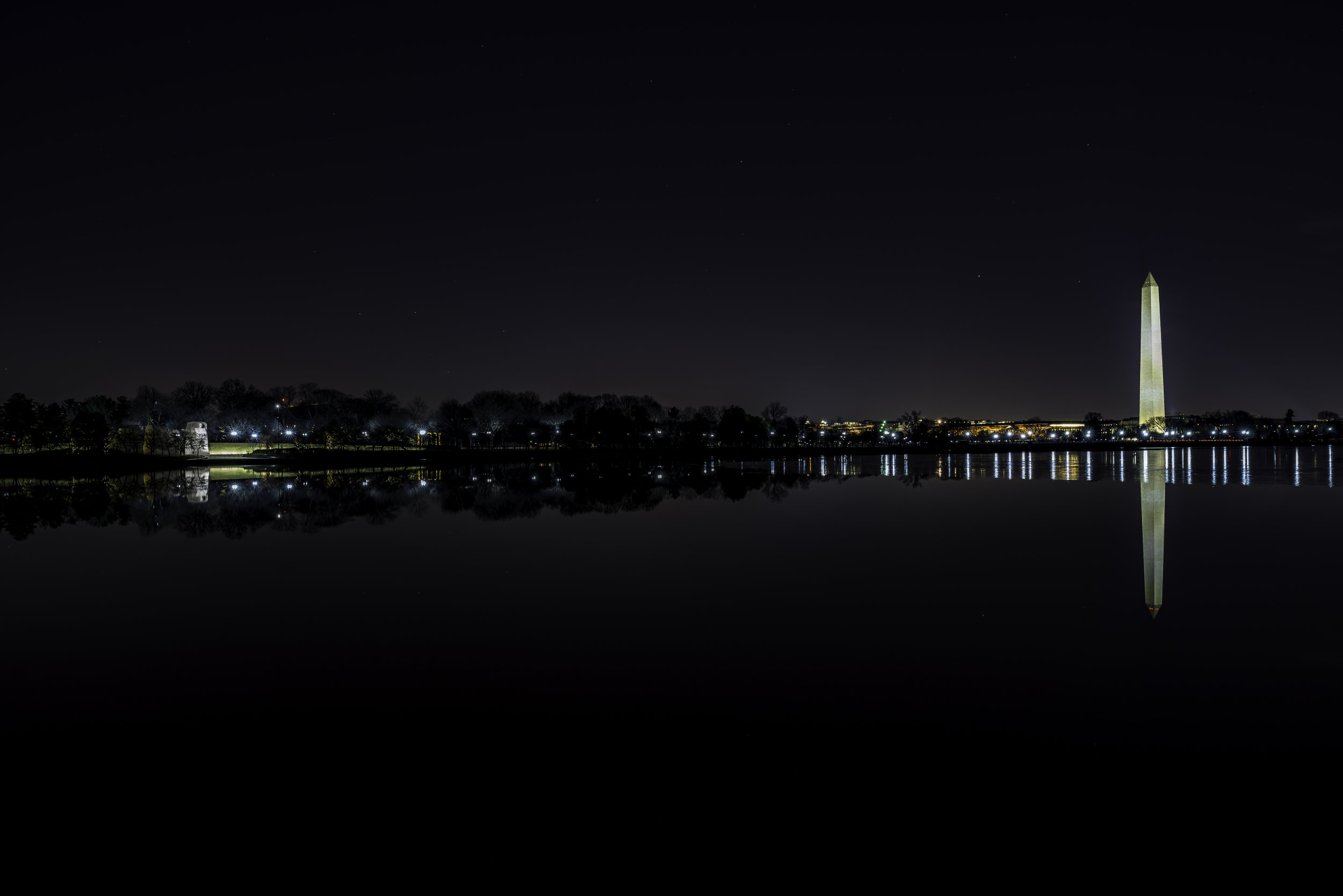 Sigma 20mm F/1.4 Art - 30sec, F/7.1, ISO 100, Tripod - Testing low light recovery and it picked up focus and handled well.