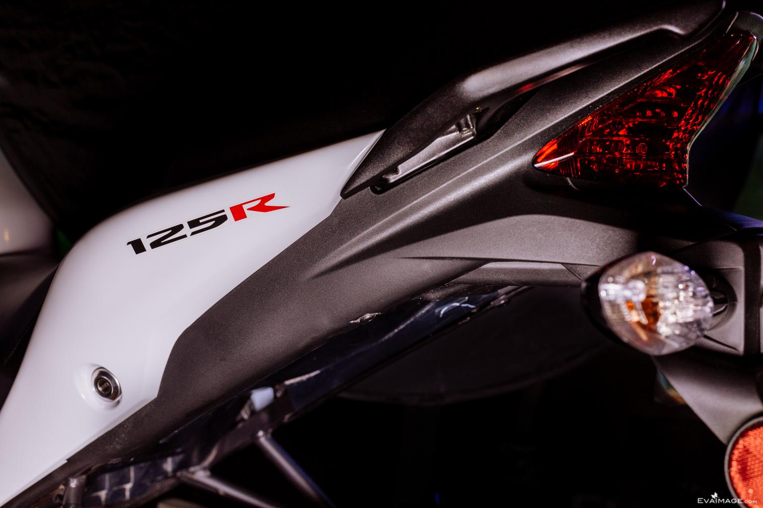 2014 Honda CBR 125R