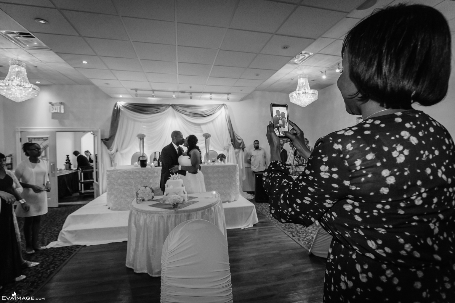 Maple Banquet Hall Mississauga Wedding Reception. Ria & Brian, May 16, 2015. By EvaImage Photography