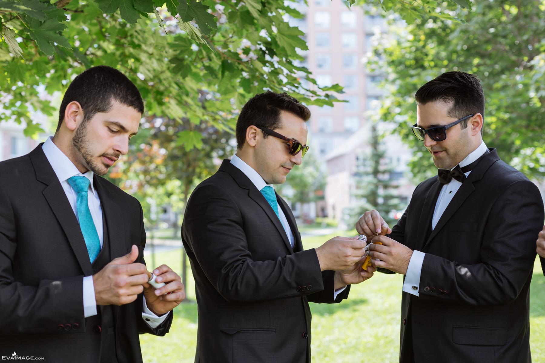 Shouldice Hospital & The Venetian Banquet Hall Summer Wedding Toronto