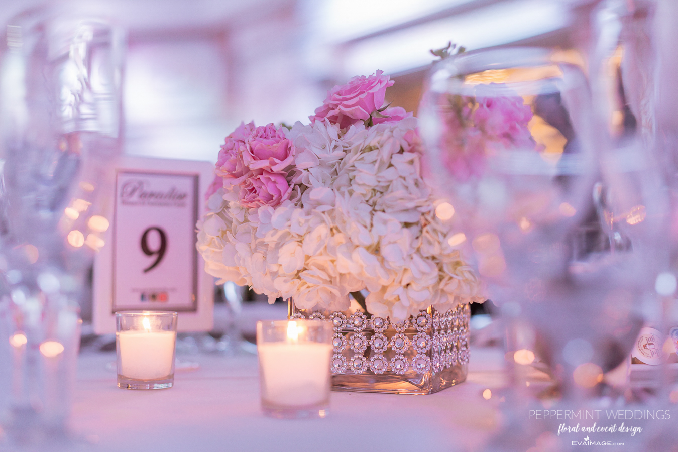 EvaImage Photography, Peppermint Weddings Floral & Event Design, Paradise Banquet & Convention Centre