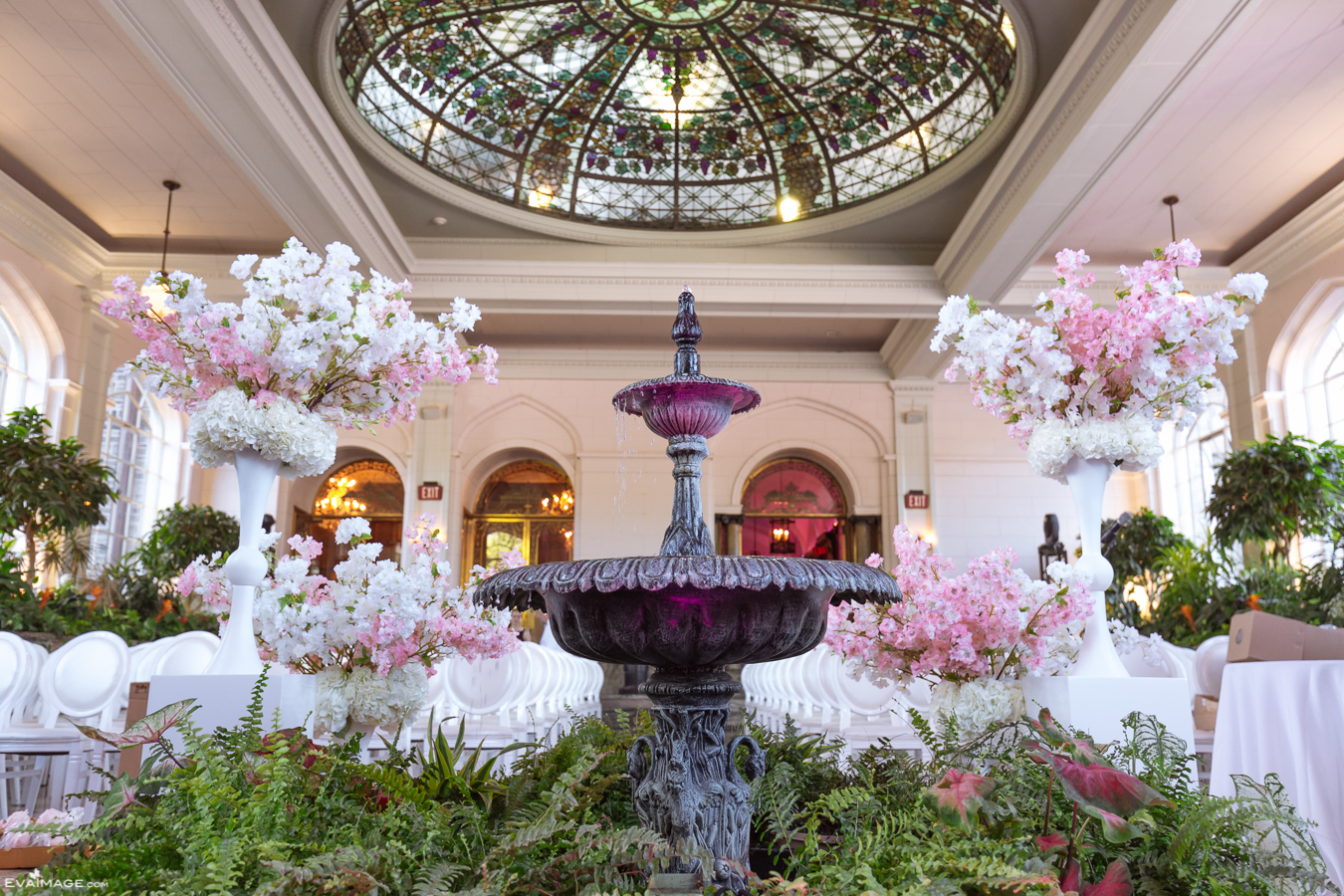 Casa Loma Summer Wedding Toronto EvaImage Peppermint Weddings www.evaimage.com www.peppermintweddings.ca