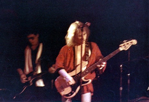 Chris Semal - Early 1980's