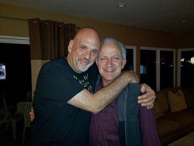 Jeff Ganz and Bobby Lichtig