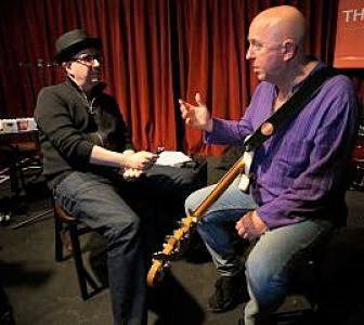 Tom Semioli interviews Steve Bingham for Know Your Bass Player