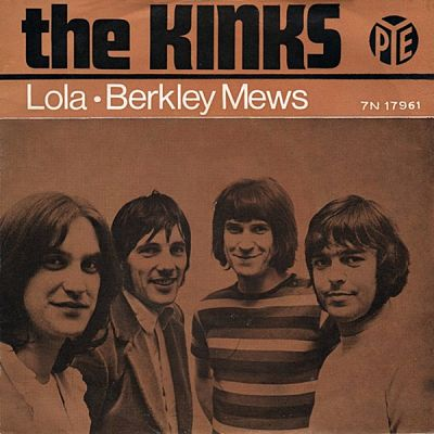 The Kinks with John Dalton