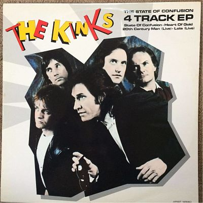 The Kinks with Jim Rodford