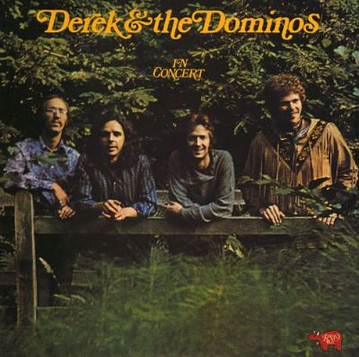 Carl Radle with Derek & the Dominos