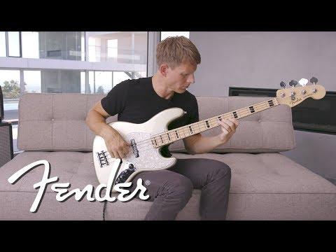 Courtesy of Fender Com