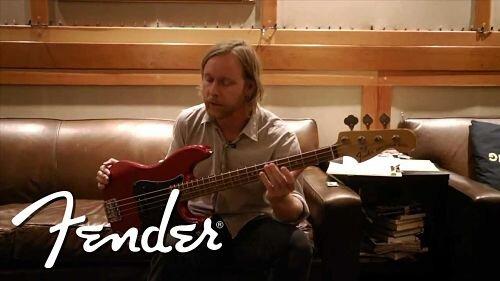 Photo courtesy of Fender