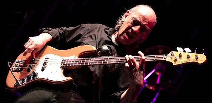 Photo courtesy of Bass Centre - Norman Watt-Roy Signature Bass