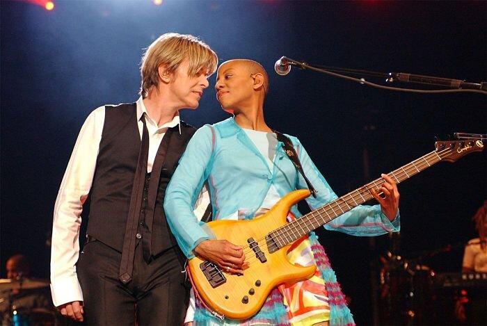 Courtesy of David Bowie Com