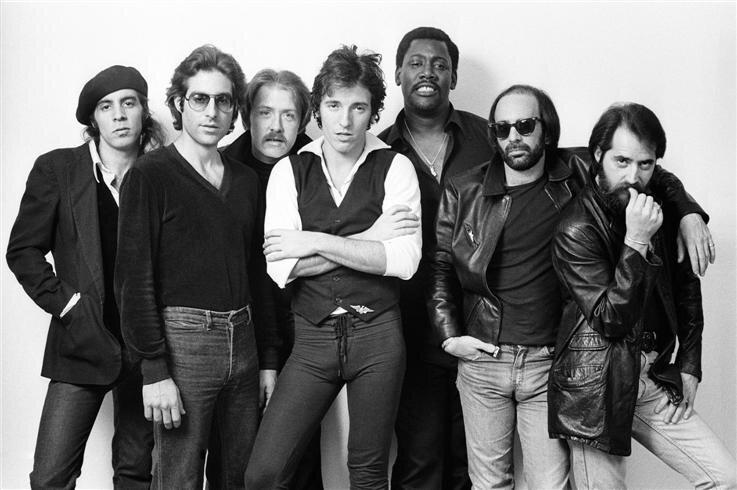 Courtesy of Bruce Springsteen Com