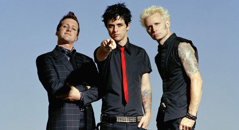 Courtesy of Green Day Com
