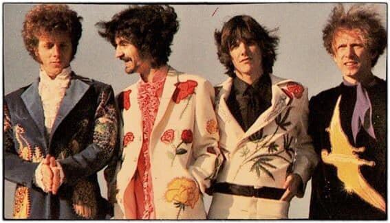 The Flying Burrito Brothers - courtesy Chris Ethridge Music