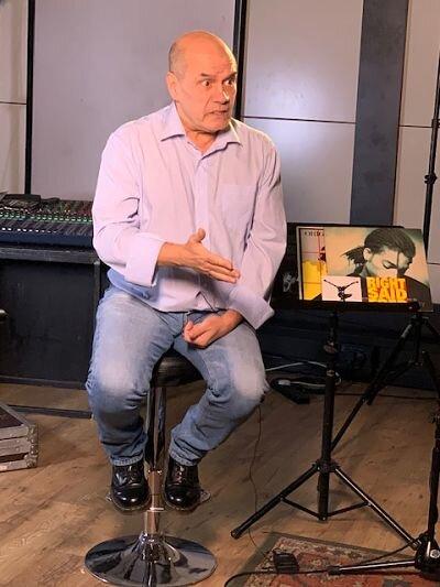 Phil talks to KYBP On Film!