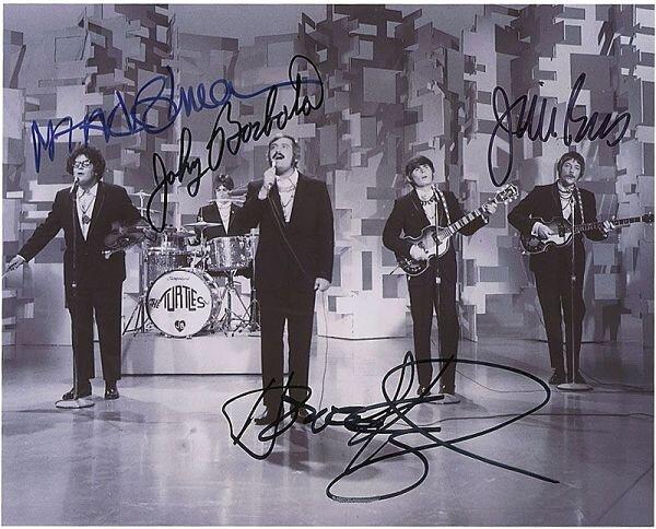 The Turtles on The Ed Sullivan Show