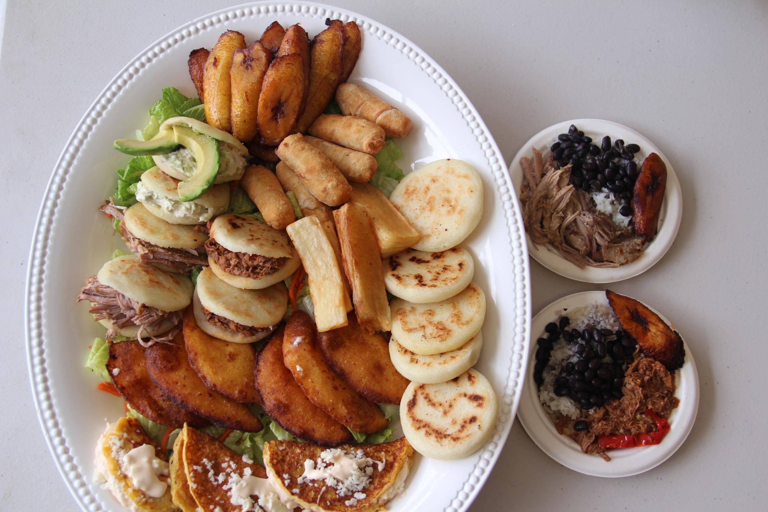 El Porton (Venezuelan food), KCMO