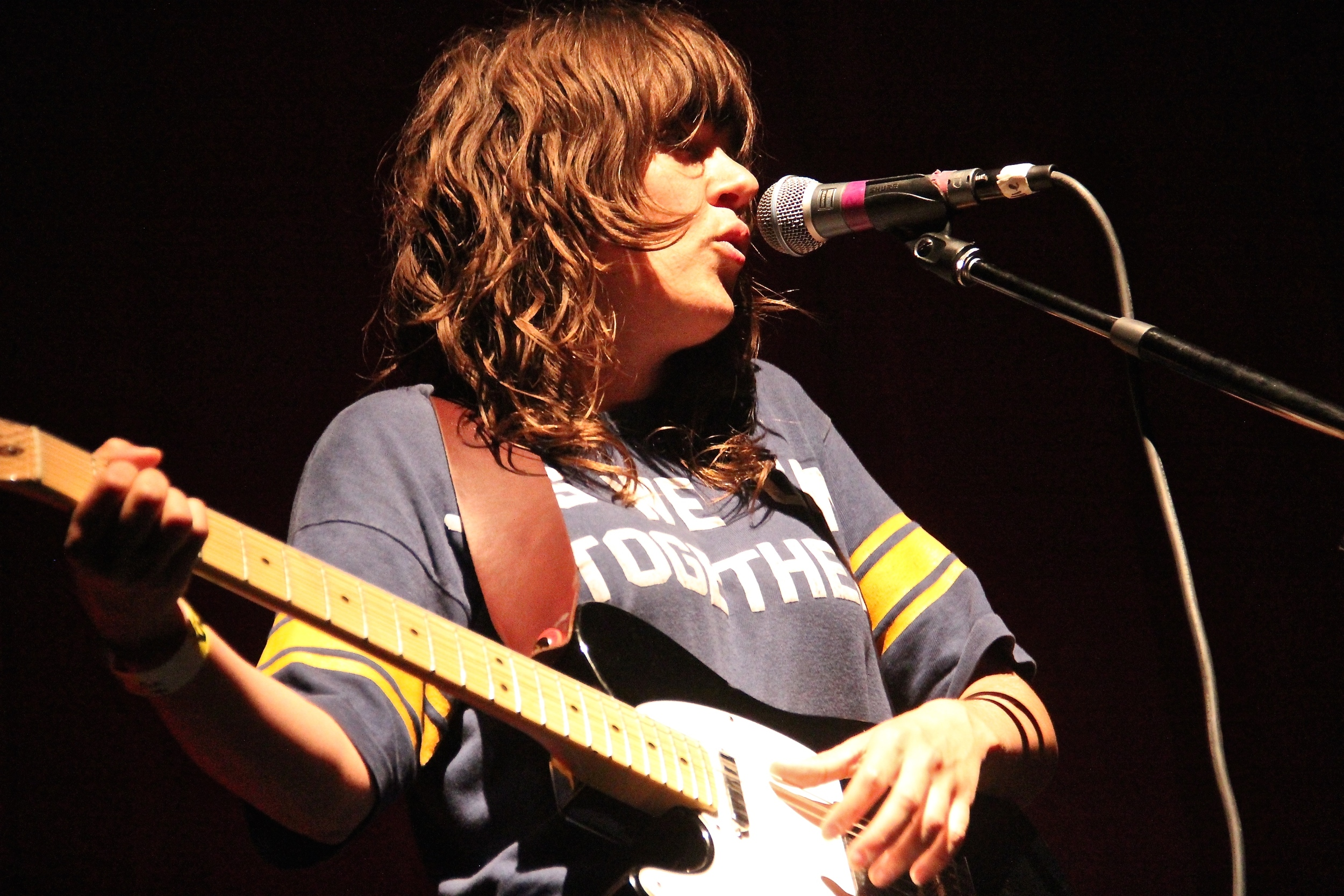 Courtney Barnett at the Uptown, 6/18/15