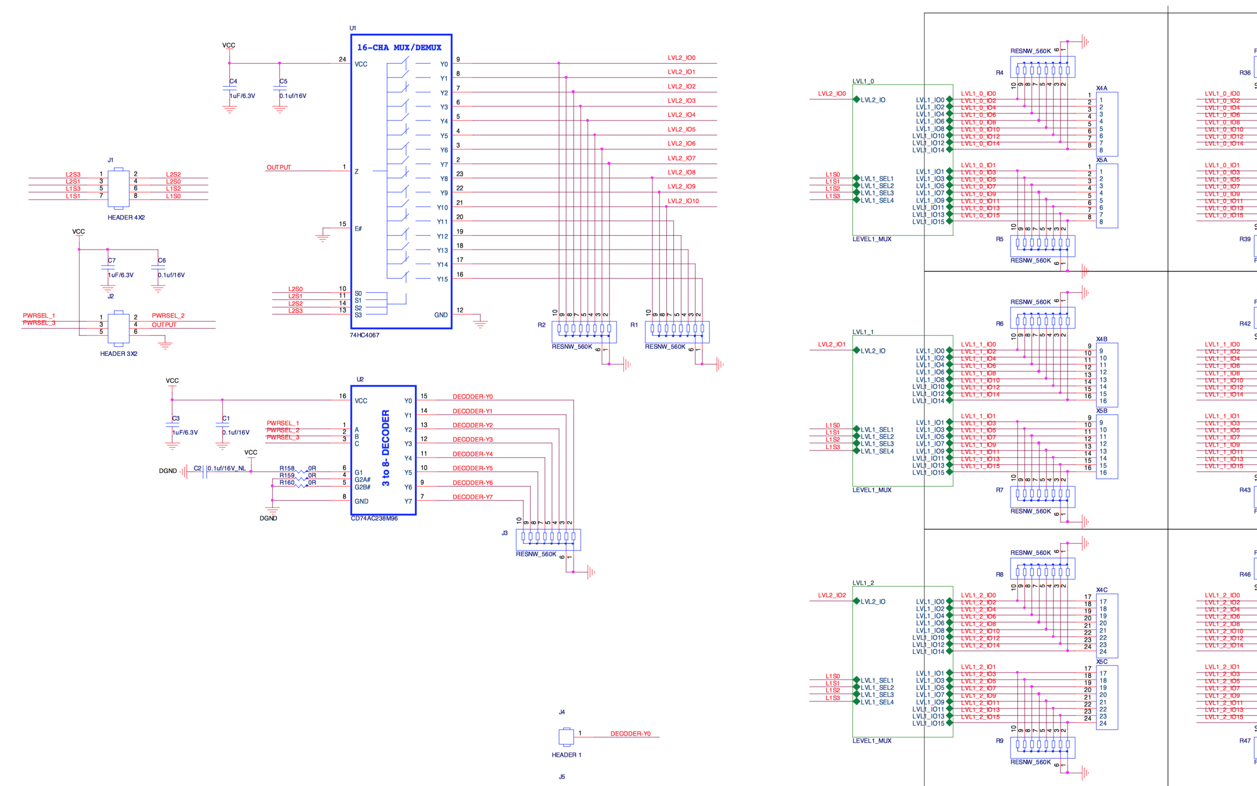 Zoomed Schematic