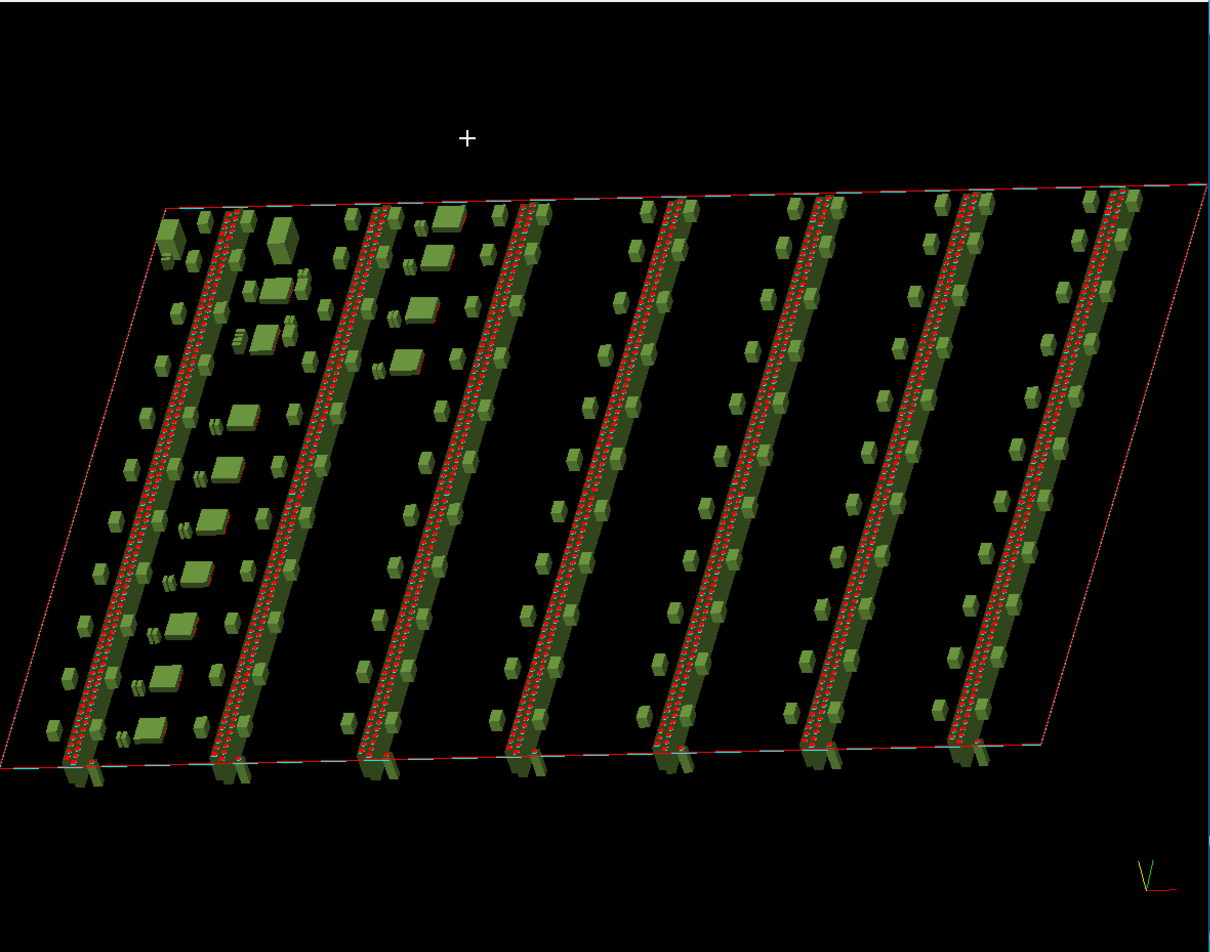 3D Board Layout View