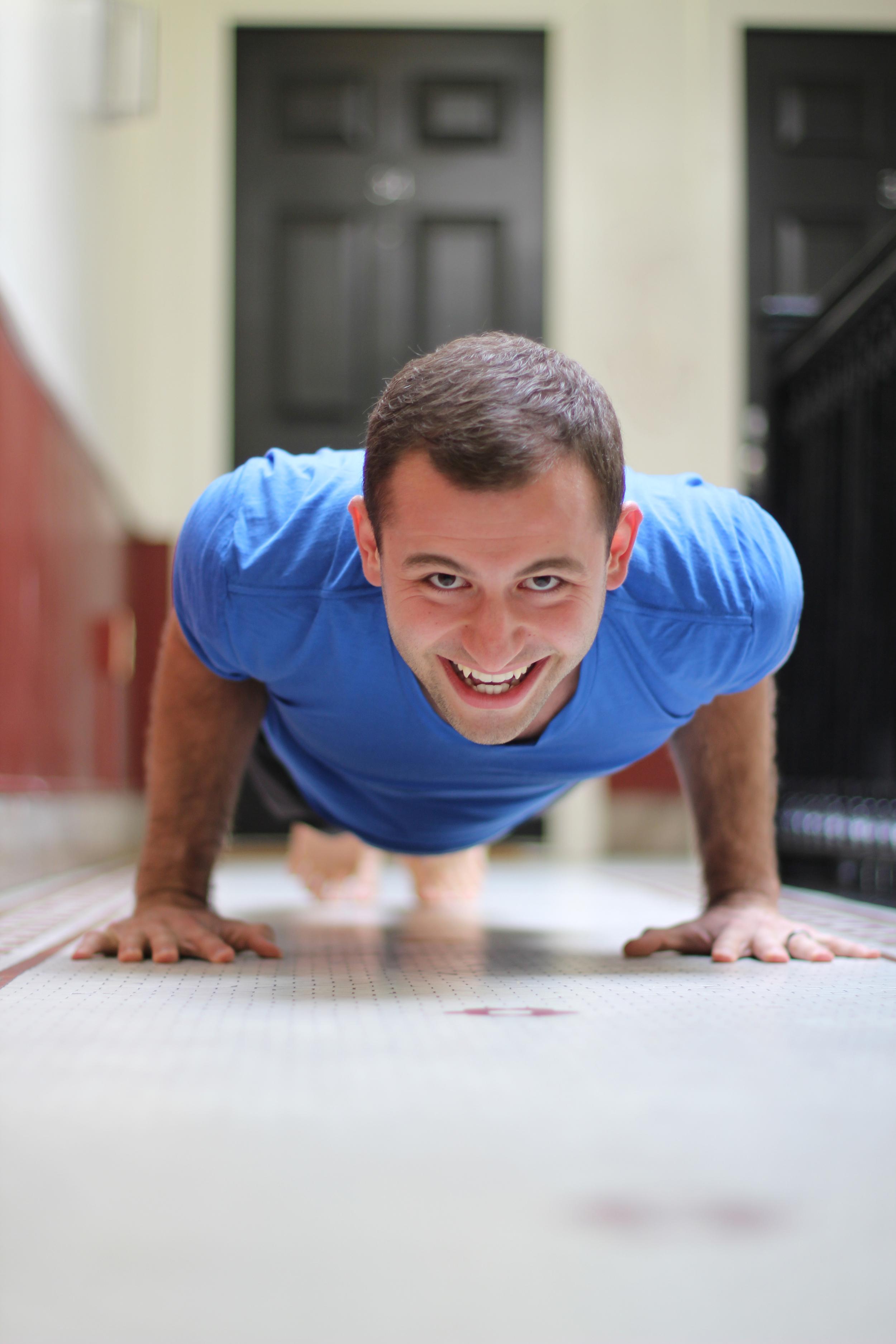 Jonathan Ewing - Yoga