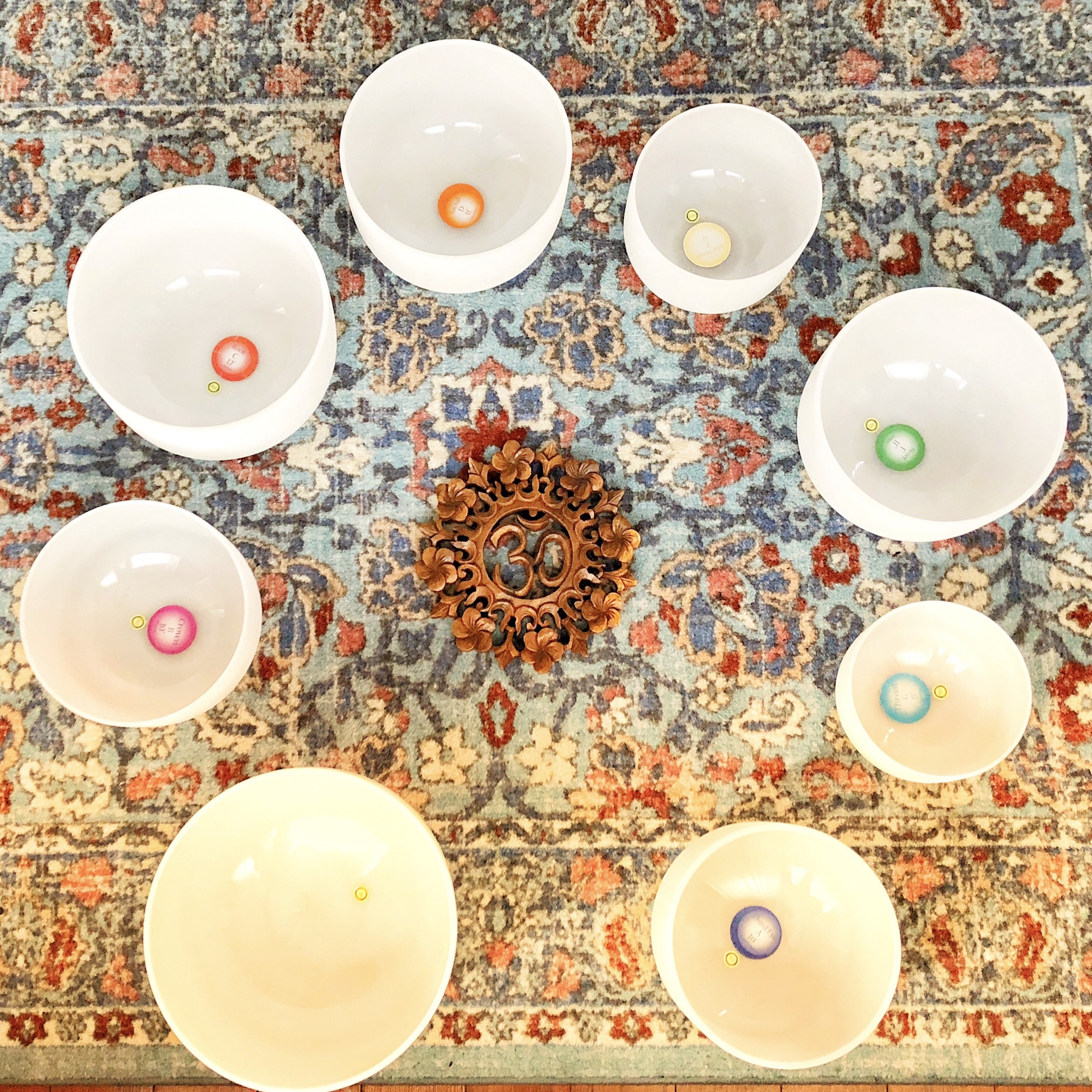 Experience with Atticus   Restorative Sound Bath    September 14 at 7pm