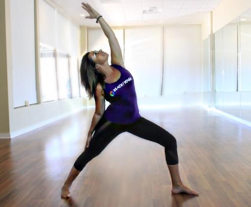 Karma Yogi Spotlight Maghee Disch Flow Yoga Center