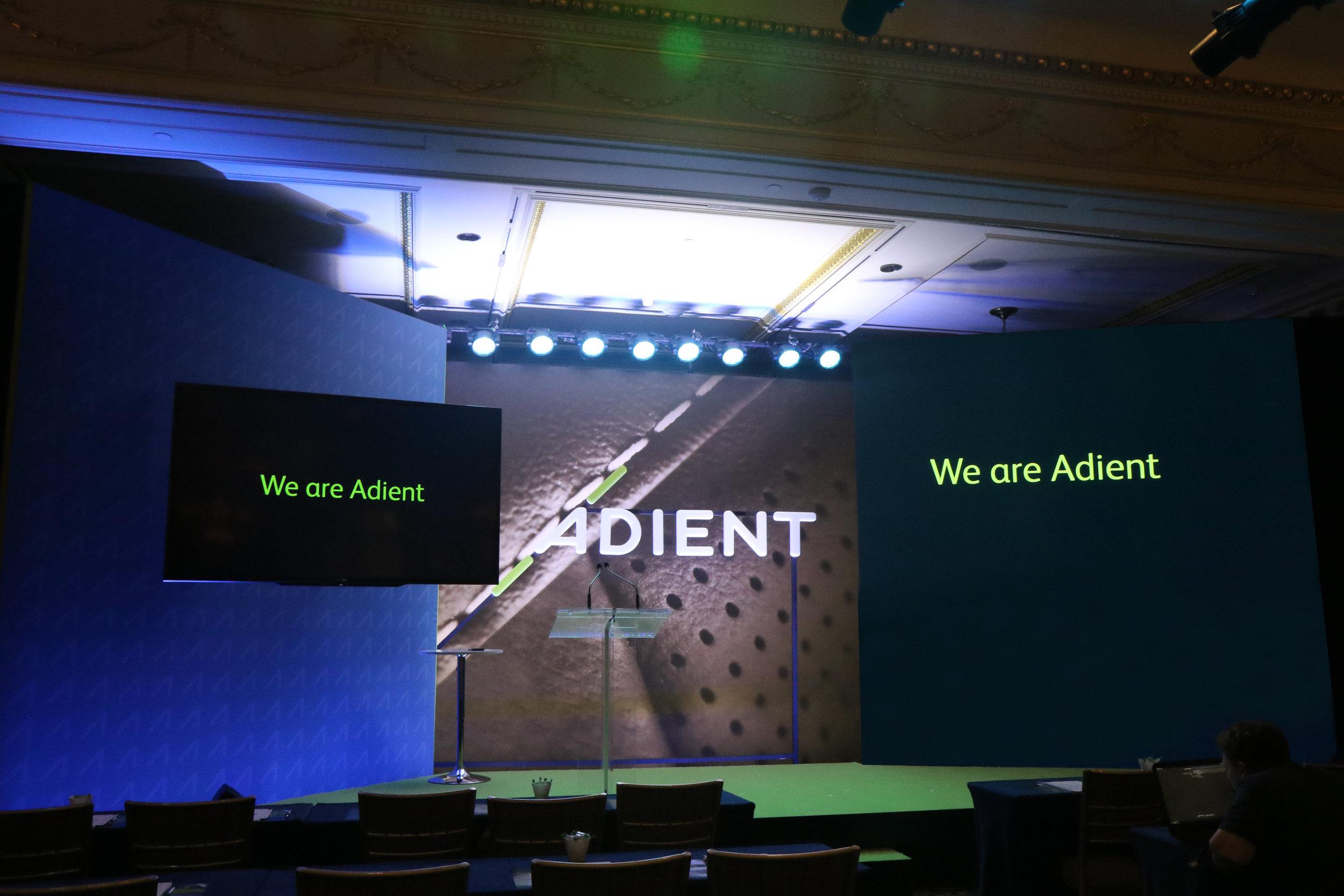 ADIENT - ANALYST MEETING 2016