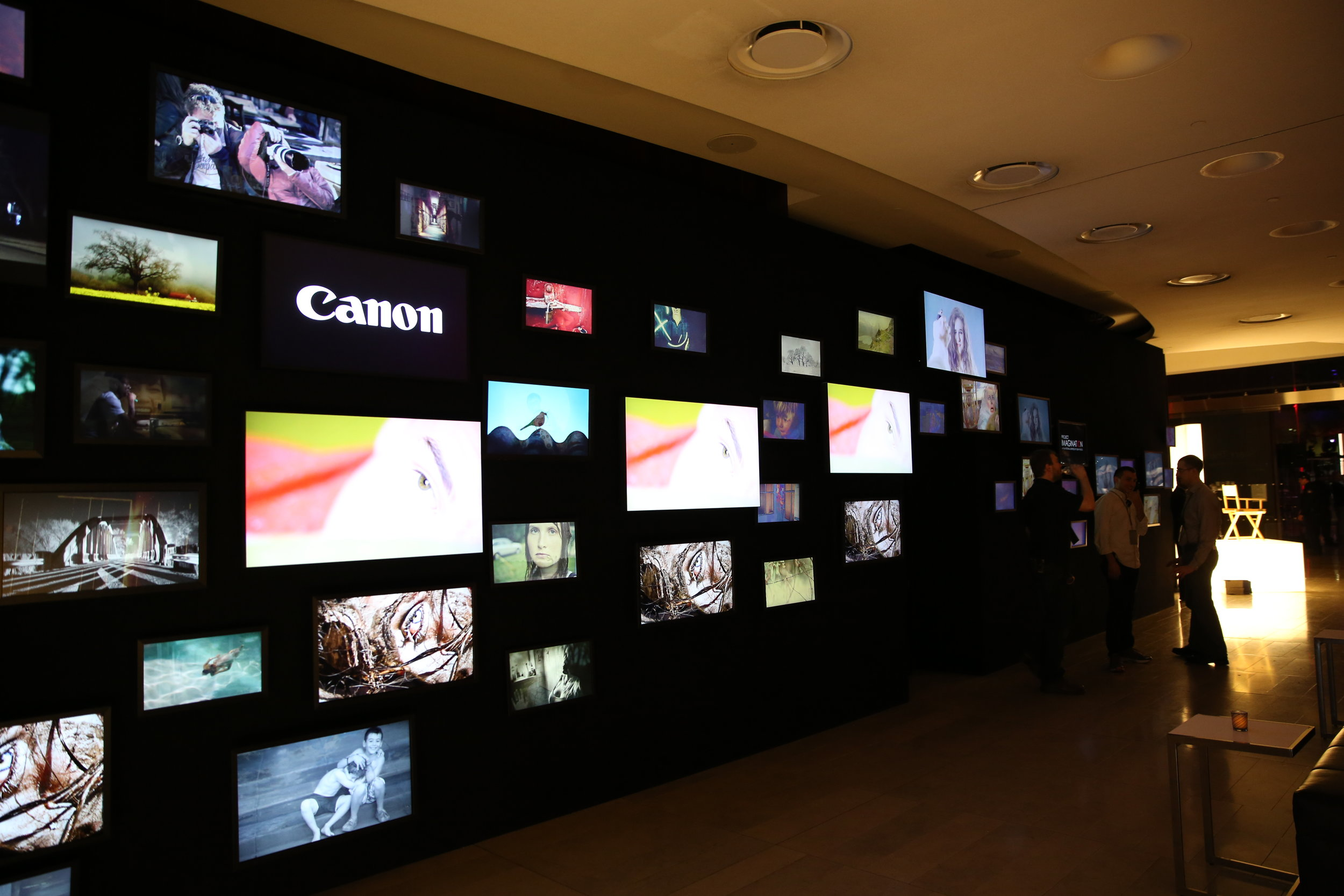 CANON PROJECT IMAGINAT10N 2013