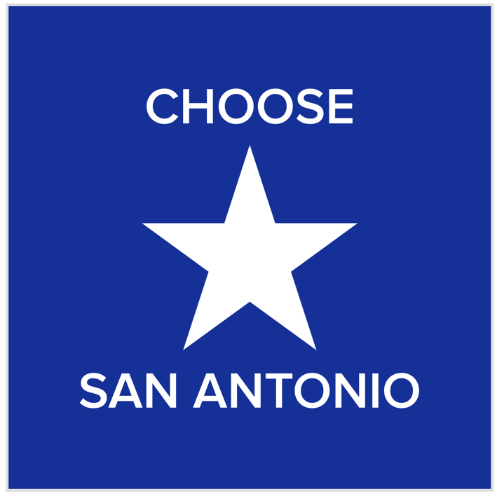 Choose San Antonio