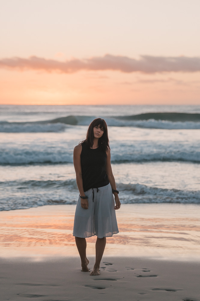 Tansy top & Cassidy culotte