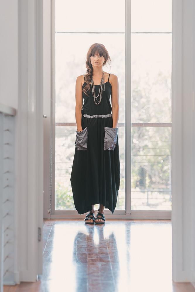 Nasturtium top & Winona skirt