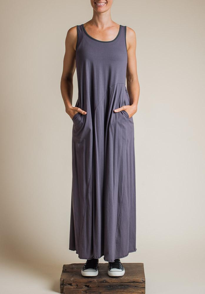 FAITH MAXI DRESS SHADOW