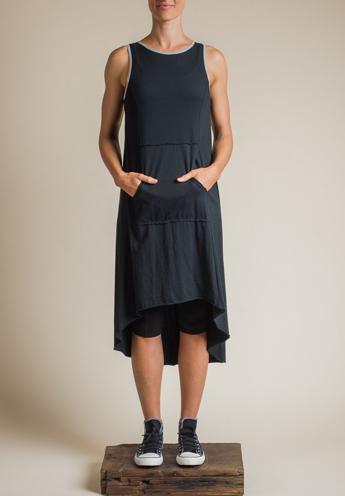 BLYTHE DRESS BLACK