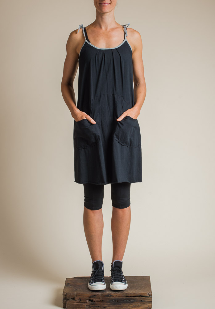 BRIANA DRESS BLACK