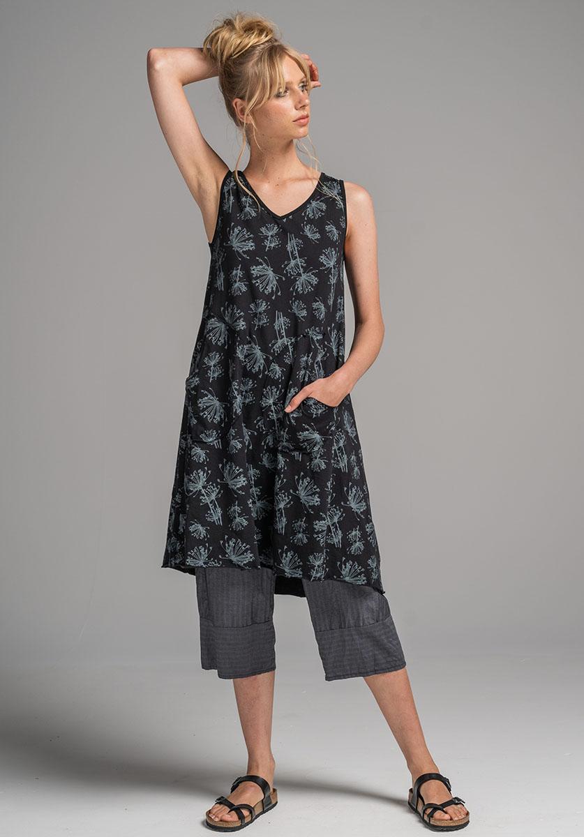 ROSE DRESS & DAYVAN PANT