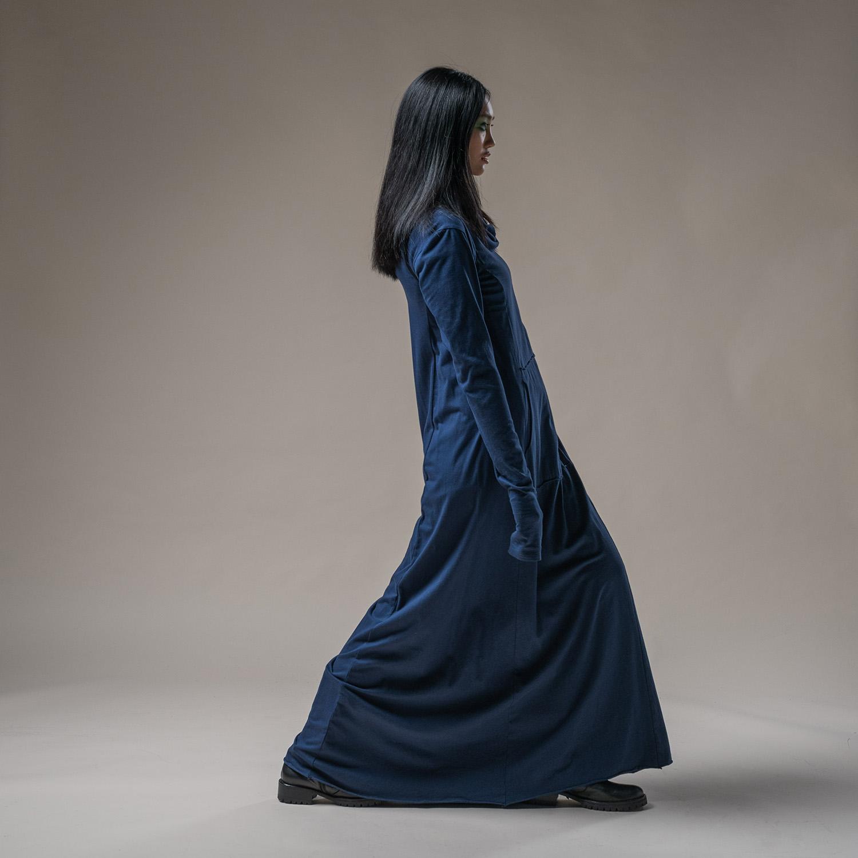 Almeda top + Blythe Maxi dress