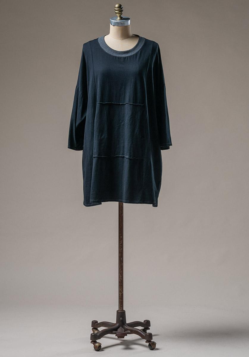 Joey tee dress black