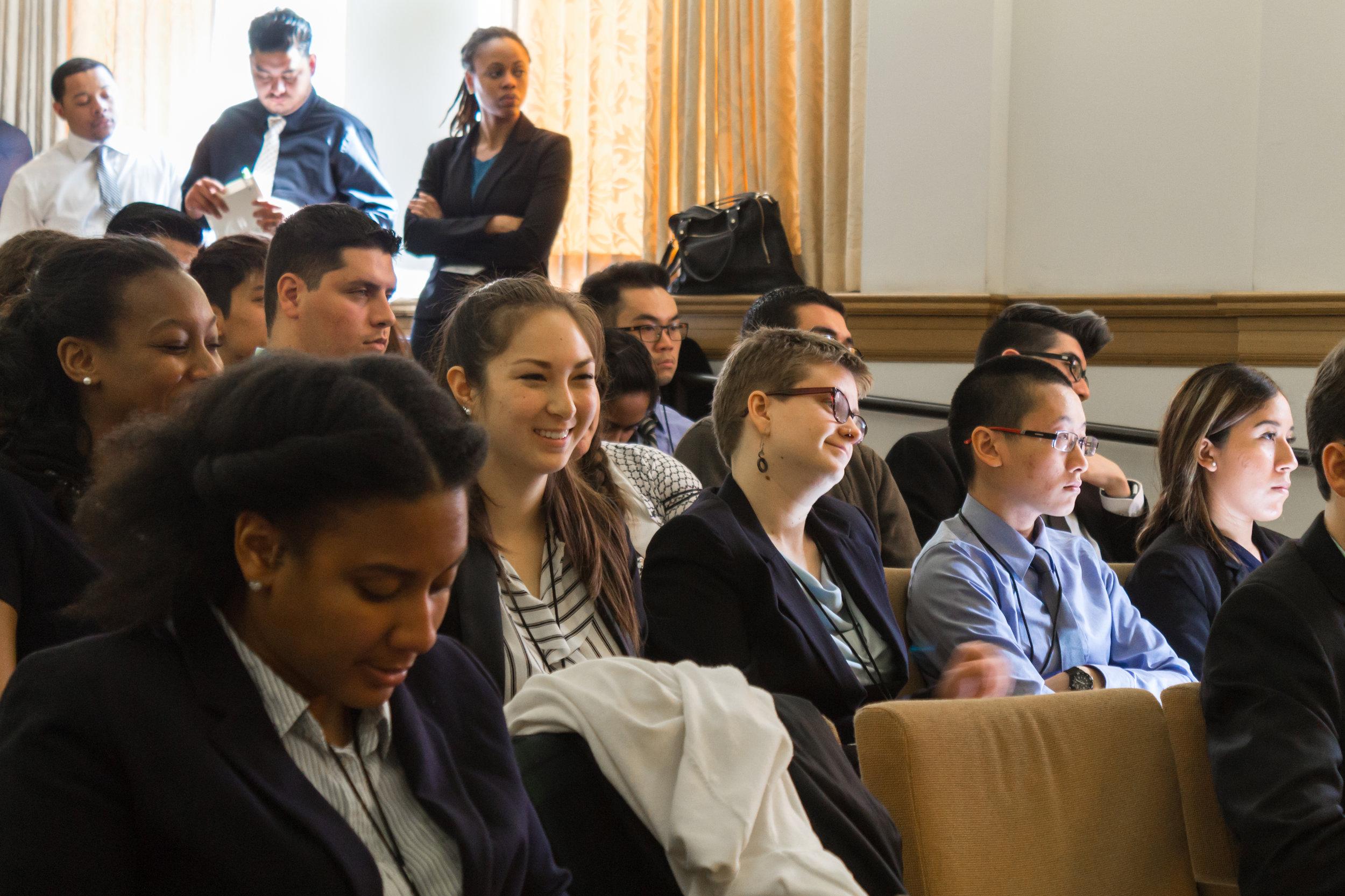2017 Workshop Audience