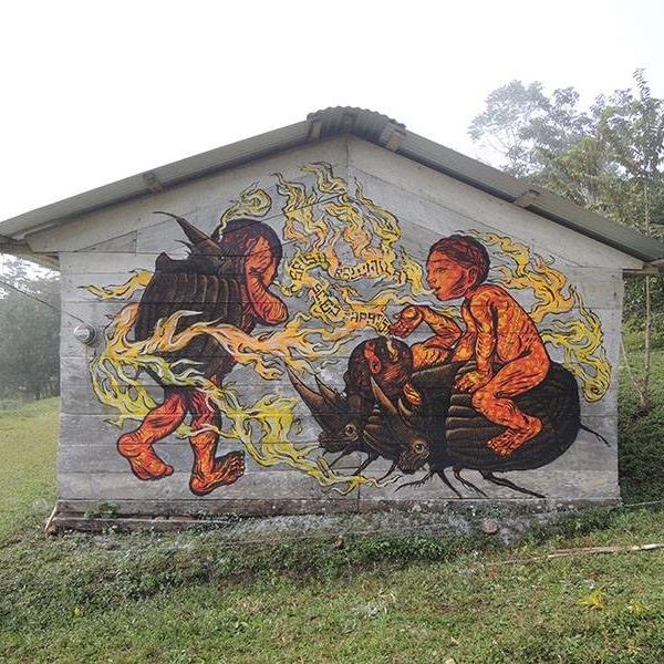 La Union, Chiapas / 2014
