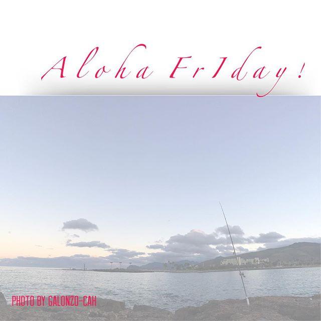 Happy Aloha Friday!  #CAH #luckywelivehawaii #concierge #conciergelife #livingaloha #conciergehawaii #Hawaiianhospitality #summer