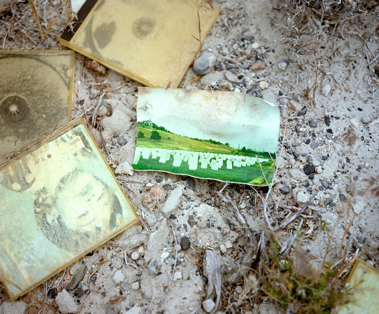 Artifacts found in the desert near Wendover