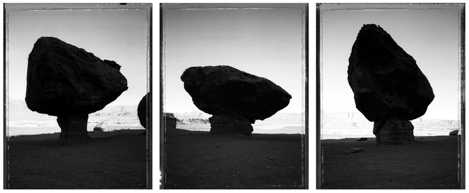 Balancing Rocks Road to Lee's Ferry, 1986