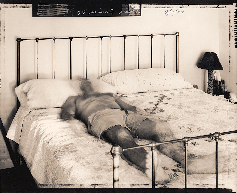 35 minute nap, 2004