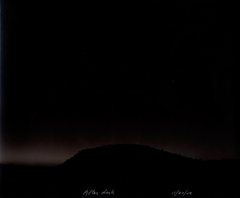 After dark, 2004