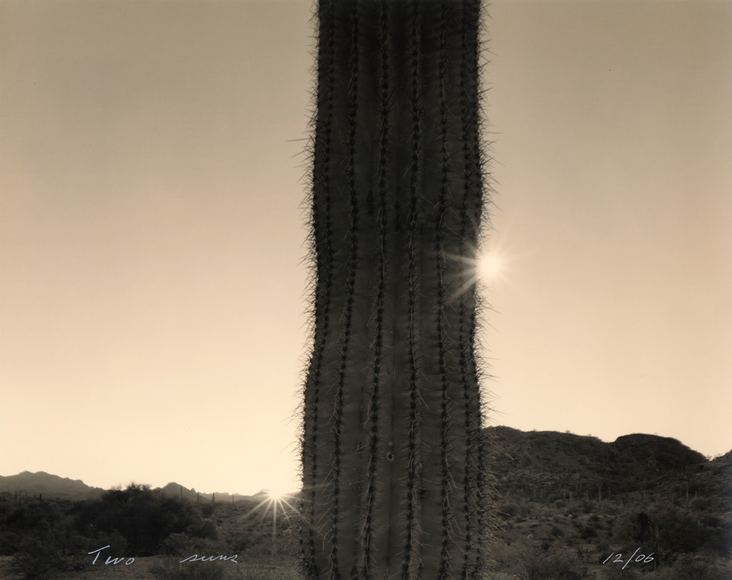 Two suns, 2006